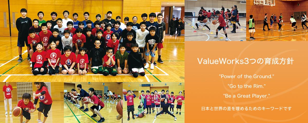 バスケットボール パーソナルスキルトレーニング
